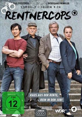 """Alter schützt nicht vor Detektivarbeit: Wir verlosen Staffel 2 von """"Rentnercops: Jeder Tag zählt!"""" auf DVD"""