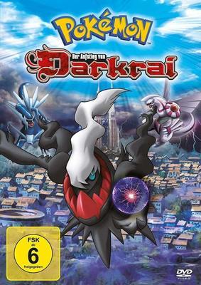 """Catch 'em all: Wir verlosen """"Pokémon 10: Der Aufstieg von Darkrai"""" auf DVD und BD"""