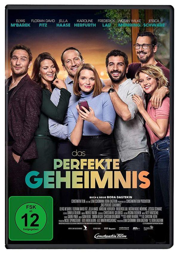 """Die Erfolgskomödie von 2019: Wir verlosen """"Das perfekte Geheimnis"""" auf DVD und BD"""