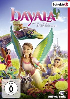 """Fantasy für die ganze Familie: Wir verlosen """"Bayala - Das magische Elfenabenteuer"""" auf DVD und BD"""