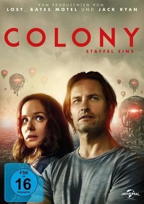 """Düstere Sci-Fi-Dystopie: Wir verlosen Staffel eins von """"Colony"""" auf DVD und BD"""