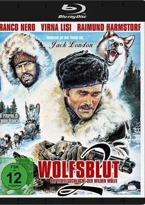 """Abenteuerfilm von Lucio Fulci mit Franco Nero: Wir verlosen """"Wolfsblut 2 - Teufelsschlucht der wilden Wölfe"""" auf BD"""
