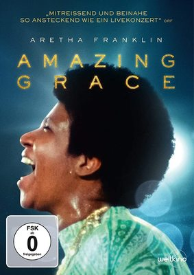 """Die Queen of Soul: Wir verlosen die Dokumentation """"Aretha Franklin: Amazing Grace"""" auf DVD"""