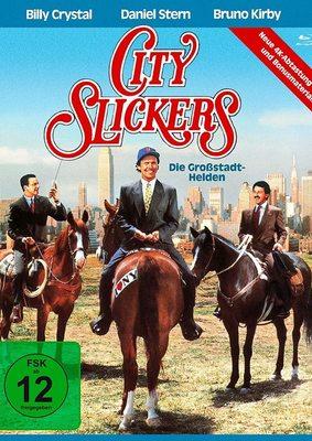 "Machen wir's wie Cowboys: Wir verlosen den Komödienklassiker ""City Slickers"" als Special Edition BD"
