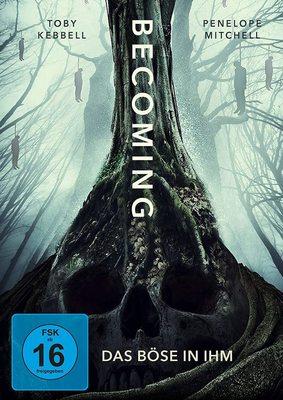 """""""Becoming - Das Böse in ihm"""": Wir verlosen den Horrorfilm auf DVD und BD"""