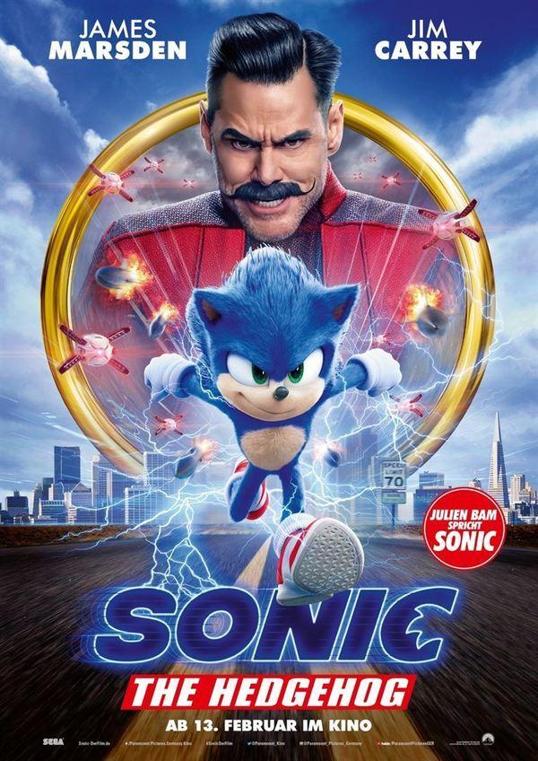 """Highspeed pur: Wir verlosen zum digitalen Verkaufsstart von """"Sonic The Hedgehog"""" ein tolles Fan-Paket"""