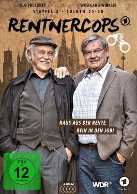 """Wir verlosen die komplette dritte Staffel von """"Rentnercops: Jeder Tag zählt!"""" auf DVD"""