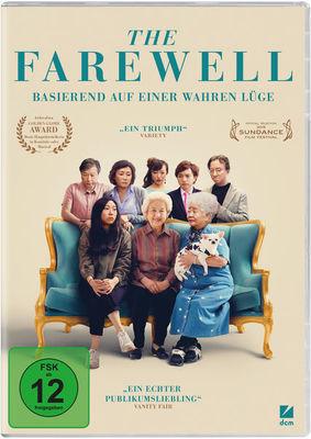 """Wir verlosen die hochgelobte Tragikomödie """"The Farewell"""" auf DVD und BD"""