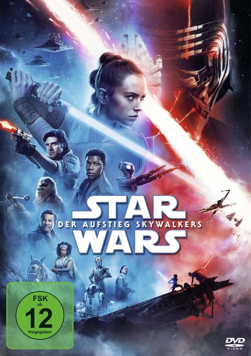 """Möge die Macht mit euch sein: Wir verlosen Fanpakete zu """"Star Wars: Der Aufstieg Skywalkers"""" (inkl. DVD oder BD)"""