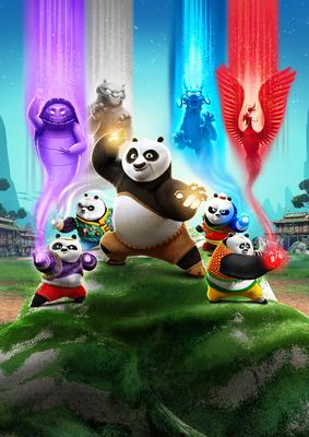 """Die Tatzen des Schicksals: Zum Start der """"Kung Fu Panda""""-Serie im Disney Chanel verlosen wir eine coole Funko Pop Figur"""