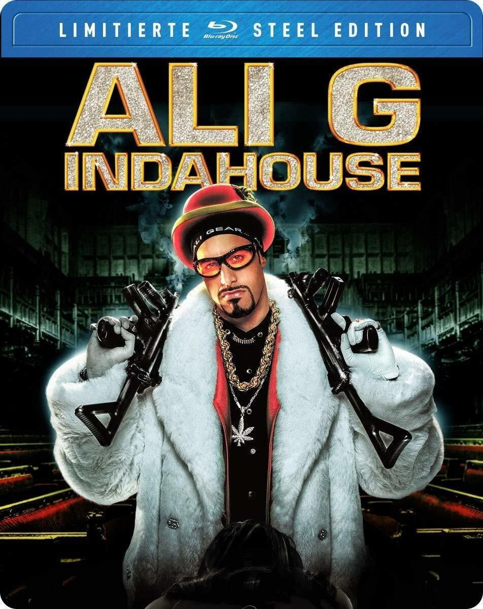 """Gut für die Lachmuskeln, hilft aber nicht gegen Corona: Wir verlosen die limitierte Steel Edition von """"Ali G Indahouse"""""""