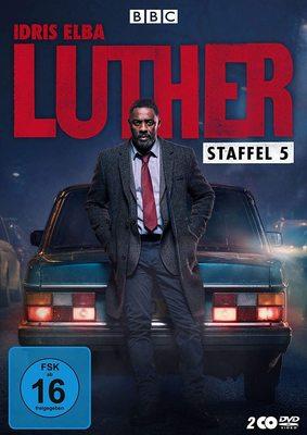 """""""Luther"""" ist endlich zurück und wir verlosen die fünfte Staffel auf DVD und BD"""