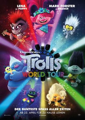 """""""Trolls World Tour"""": Wir verlosen zum VoD-Start des Animationsfilms Fanpakete"""