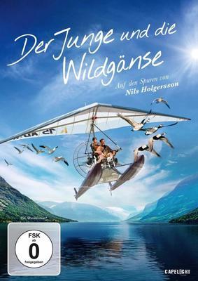 """Auf den Spuren von Nils Holgersson: Wir verlosen den Abenteuerfilm """"Der Junge und die Wildgänse"""" auf DVD oder BD"""
