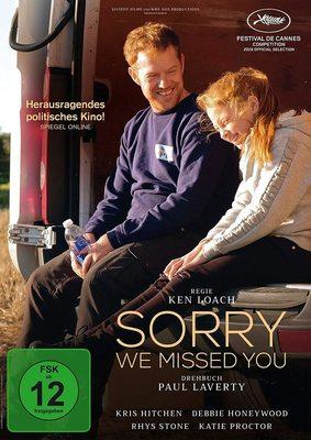 """""""Sorry We Missed You"""": Wir verlosen den neuen Film von Ken Loach auf DVD"""