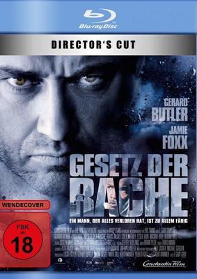 """Endlich uncut: Wir verlosen den Director's Cut von """"Gesetz der Rache"""" auf Blu-ray"""