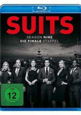 """Schick bis zum Schluss: Wir verlosen die finale Staffel """"Suits"""" auf BD"""
