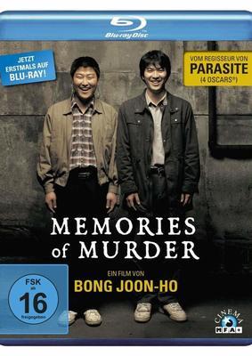 """Bong Joon-hos """"Memories of Murder"""" gibt es endlich auf BD und wir verlosen ein Exemplar"""