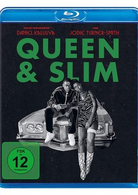 """Ein Liebespaar auf der Flucht: Wir verlosen """"Queen & Slim"""" auf BD"""