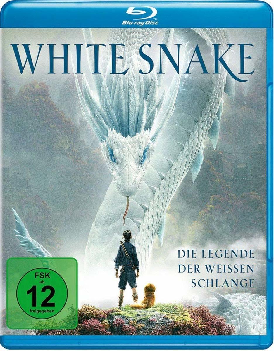 """Wir verlosen das Fantasy-Spektakel """"White Snake - Die Legende der weißen Schlange"""" auf BD"""