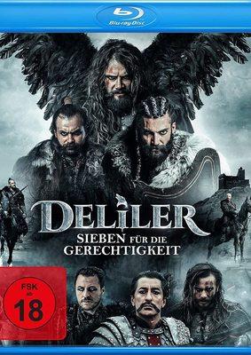 """Der Kinohit aus der Türkei: Wir verlosen """"Deliler - Sieben für die Gerechtigkeit"""" auf BD"""