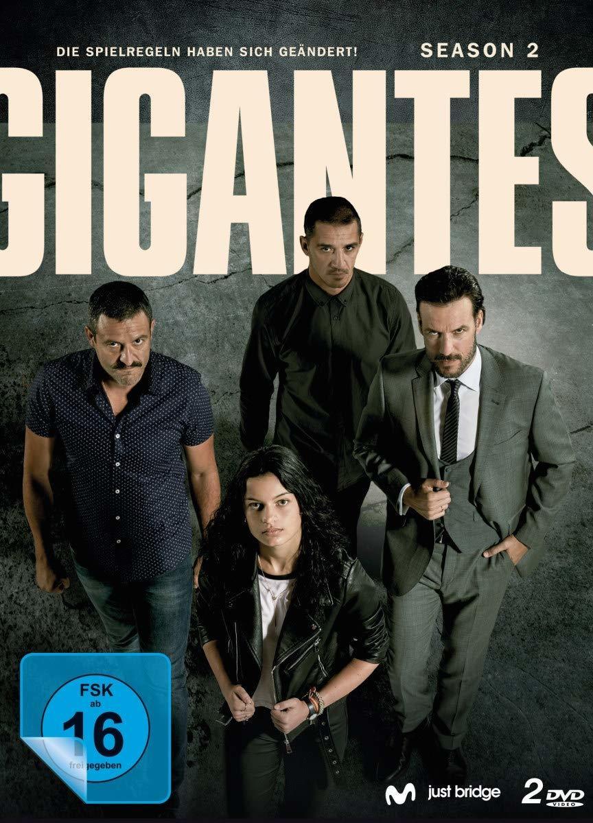"""""""Gigantes"""": Wir verlosen die zweite Staffel der spanischen Erfolgsserie auf DVD"""