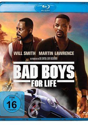 """Ride and die together: Wir verlosen die Action-Fortsetzung """"Bad Boys for Life"""" auf BD"""