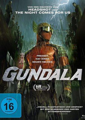 """Superheld aus Indonesien: Wir verlosen das Action-Sci-Fi-Spektakel """"Gundala"""" auf BD"""