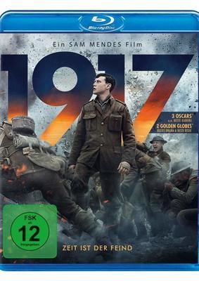 """Oscarprämiert: Wir verlosen das beeindruckende Kriegs-Drama """"1917"""" auf BD"""