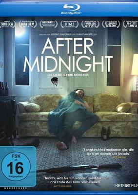 """Es kratzt an der Tür: Wir verlosen den Horrorfilm """"After Midnight - Die Liebe ist ein Monster"""" auf BD"""