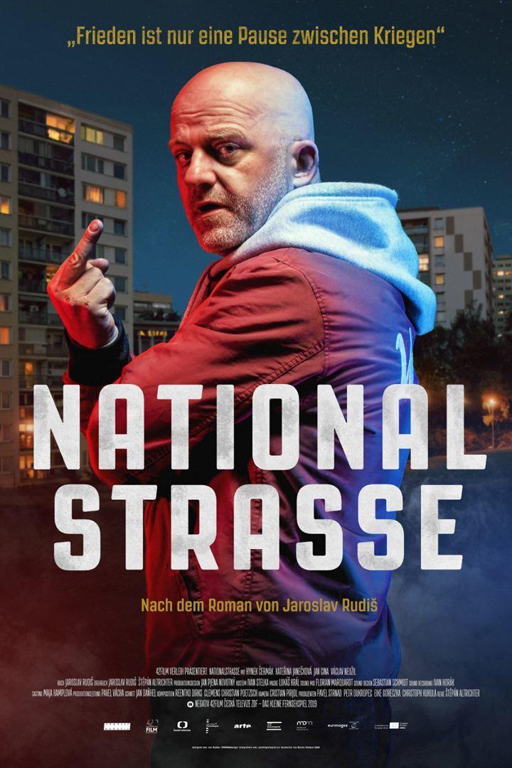 """Nach dem Roman von Jaroslav Rudiš: Wir verlosen zum Kinostart von """"Nationalstraße"""" den Roman"""