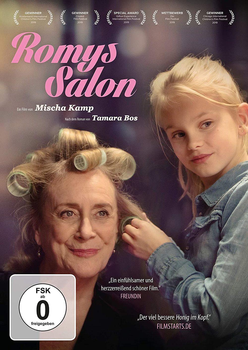 """Gegen das Vergessen: Wir verlosen das liebevolle Drama """"Romys Salon"""" auf DVD"""