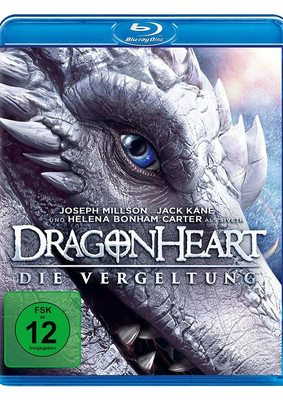 """Das Abenteuer geht weiter: Wir verlosen das Fantasy-Abenteuer """"Dragonheart - Die Vergeltung"""" auf BD"""
