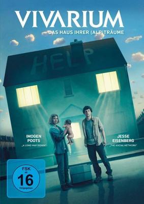 """Alptraum Reihenhaus: Wir verlosen den überraschenden Mystery-Horror """"Vivarium - Das Haus ihrer (Alp)Träume"""" auf DVD oder BD"""
