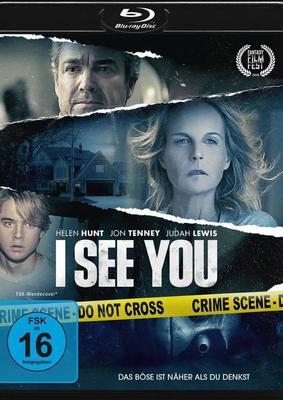 """Im Schatten verborgen: Wir verlosen den Mystery-Horror """"I See You - Das Böse ist näher als du denkst"""" auf BD"""