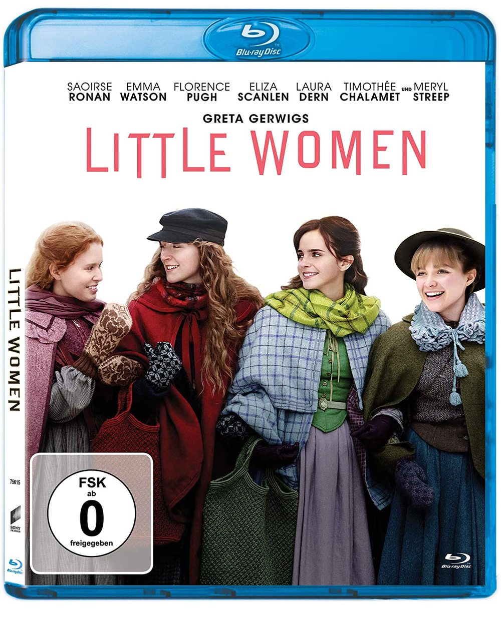 """Es geht um echte Größe: Wir verlosen die gefeierte Literaturverfilmung """"Little Women"""" auf BD"""