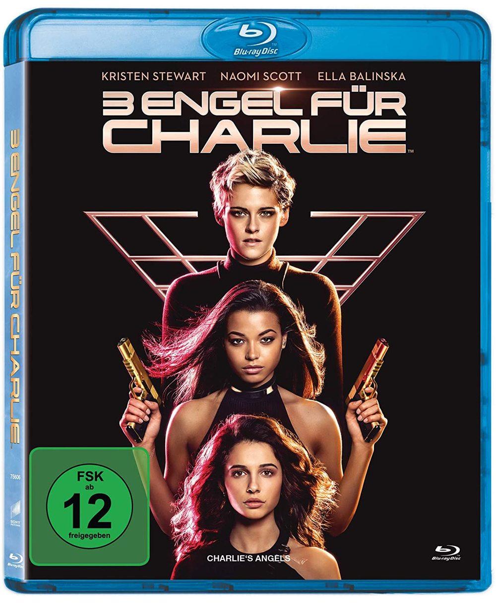 """""""3 Engel für Charlie"""" sind wieder da und wir verlosen den neuen Film auf BD"""