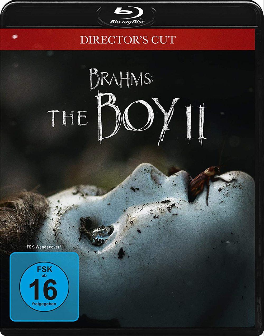 """Erweiterter Grusel: Wir verlosen den Director's Cut von """"Brahms: The Boy 2"""" auf BD"""