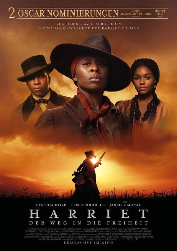 """Wir verlosen Freikarten für das Oscar nominierte Drama """"Harriet - Der Weg der Freiheit"""""""