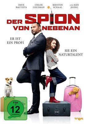 """Dave Bautista ist """"Der Spion von nebenan"""" und wir verlosen die Komödie auf DVD"""
