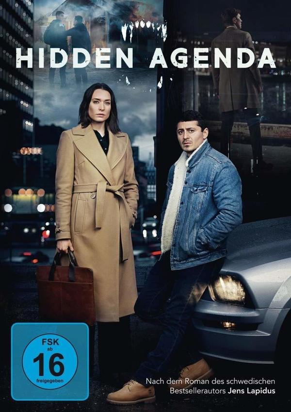 """Für Krimi-Fans und diese, die es werden wollen: Wir verlosen """"Hidden Agenda"""" auf DVD"""