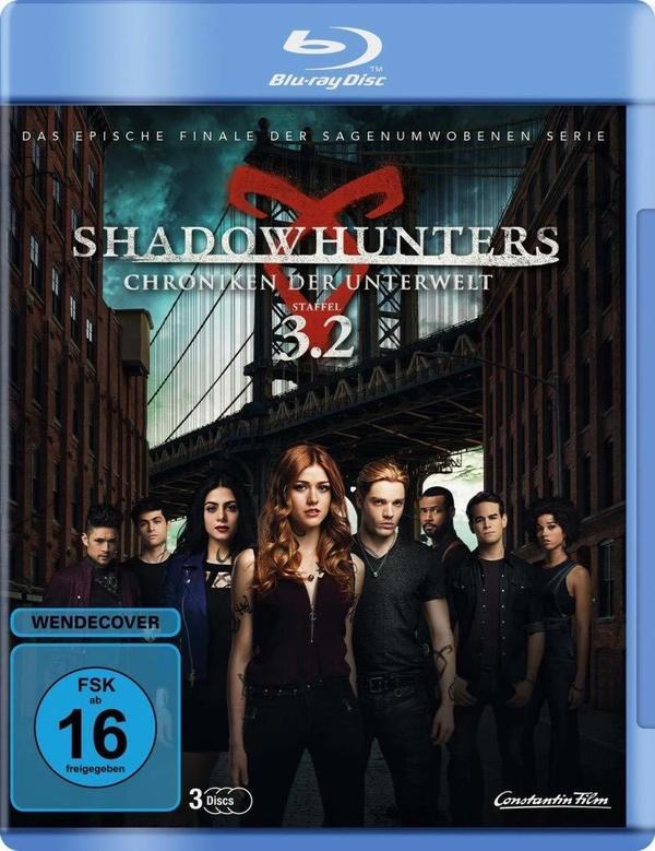 """Phantastisches Finale: Wir verlosen Staffel 3.2 von """"Shadowhunters - Chroniken der Unterwelt"""" auf BD"""