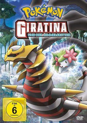 """Das nächste Abenteuer wartet: Wir verlosen """"Pokémon 11 - Giratina und der Himmelsritter"""" auf DVD oder BD"""