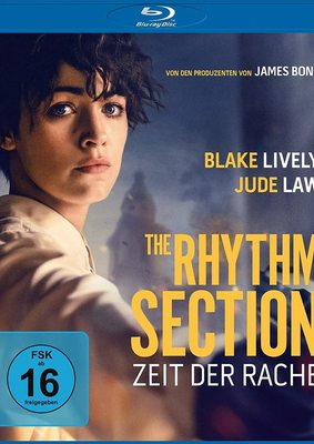 "Zeit der Rache: Wir verlosen den Action-Thriller ""The Rhythm Section"" auf BD"