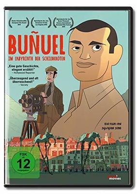 """Ein Film im Lotto gewonnen: Wir verlosen den fantastischen """"Bunuel im Labyrinth der Schildkröten"""" auf DVD"""