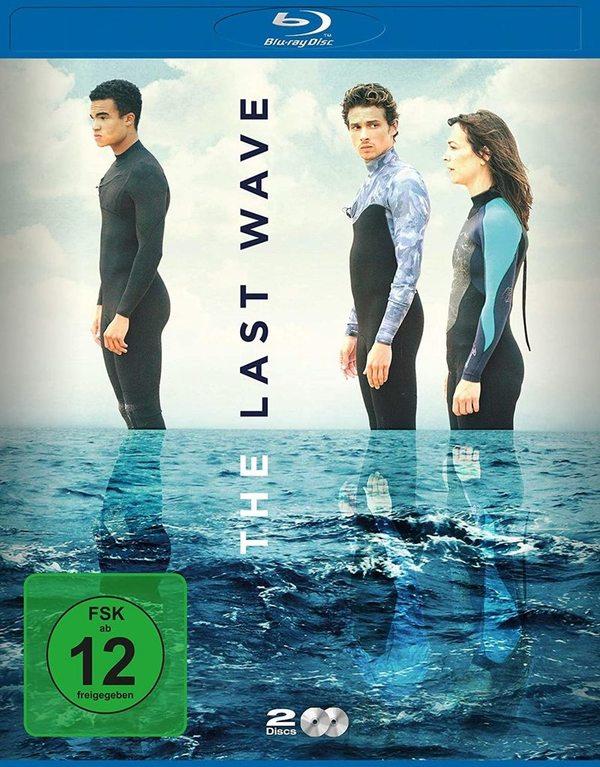 """Mystery Surf: Wir verlosen die Mini-Serie """"The Last Wave"""" auf BD"""