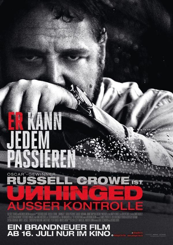 """Russell Crowe dreht durch: Wir verlosen Freikarten zu """"Unhinged - Außer Kontrolle"""""""