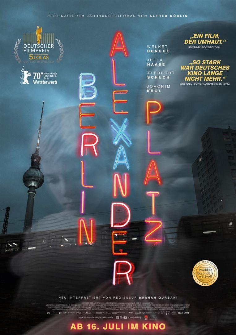 """""""Berlin Alexanderplatz"""": Wir verlosen Freikarten sowie den Roman zum Kinofilm"""