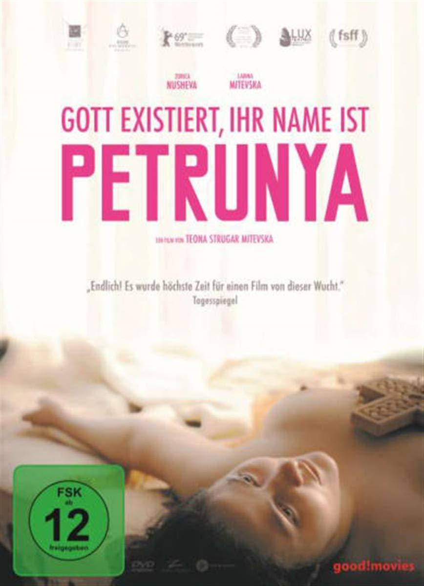 """Erlösung und Widerstand: Wir verlosen """"Gott existiert, ihr Name ist Petrunya"""" auf DVD"""