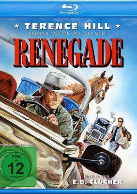 """Terence Hill, sein (echter) Sohn und ein Pferd: Wir verlosen """"Renegade"""" auf BD"""